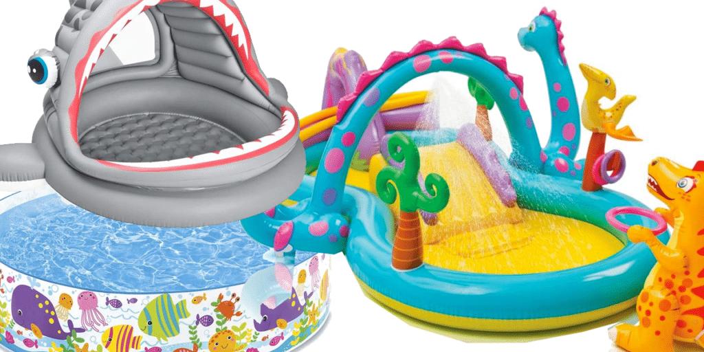 besten Planschbecken für Kinder