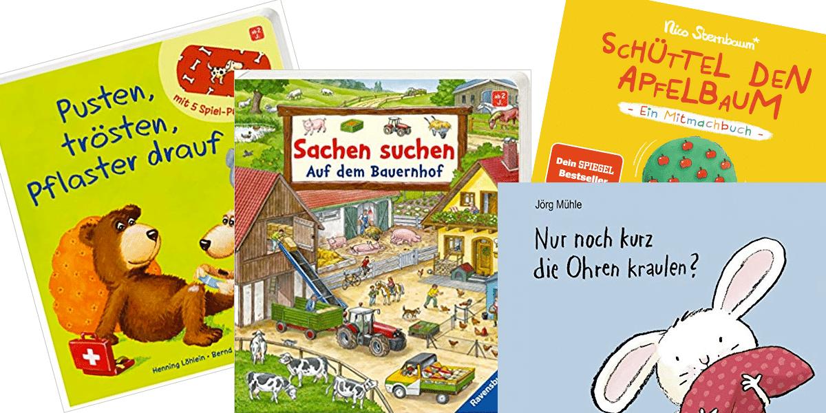 besten kinderbücher 2 jahre