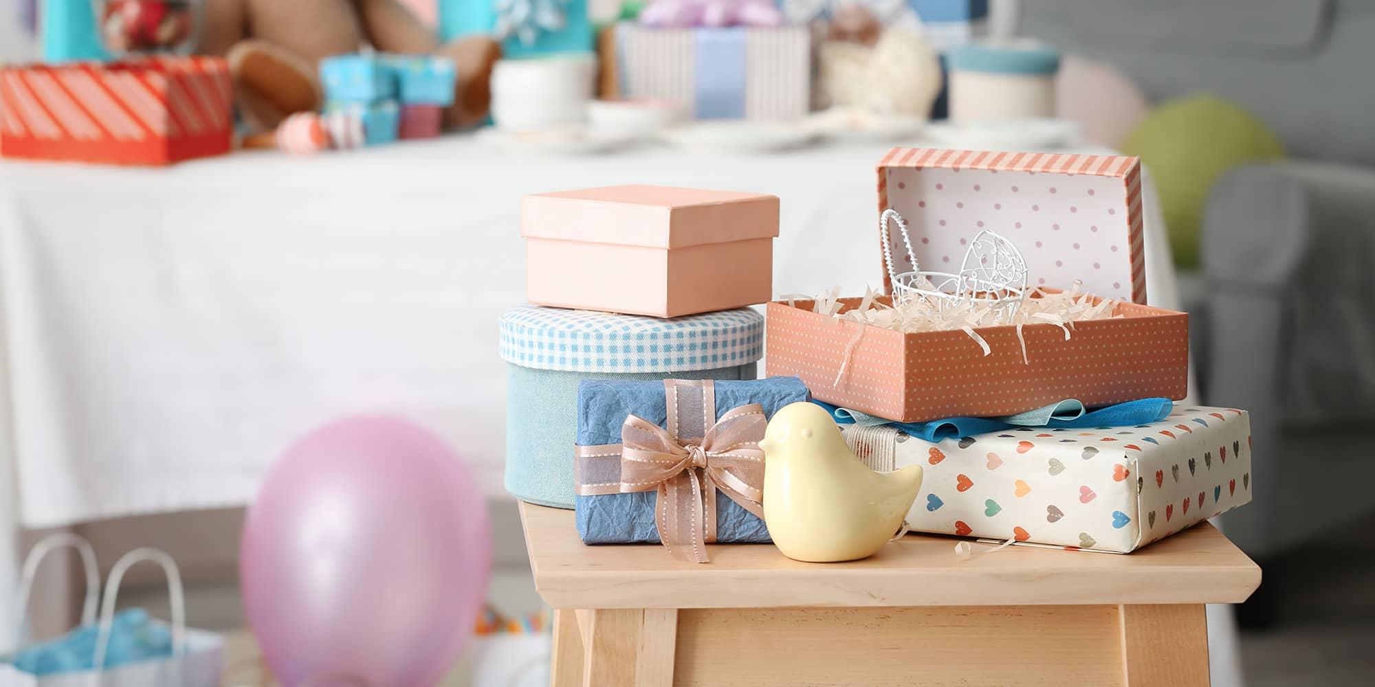 besten geschenke zur geburt für jungen